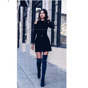 Charles by Charles David Owen Over the Knee Boots